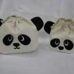 入園準備でお弁当袋を作ろう【2】パンダ型や恐竜型、切替え付などユニークなお弁当袋特集!