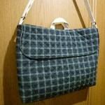 ハンドメイドのレッスンバッグの作り方【1】蓋付きレッスンバッグ