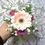 手作り生花コサージュの作り方☆卒業式や結婚式向けスーツを華やかに演出!