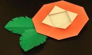 B 折り紙で作る簡単なお花を父の日のプレゼントにしよう_html_4bd2a0e0