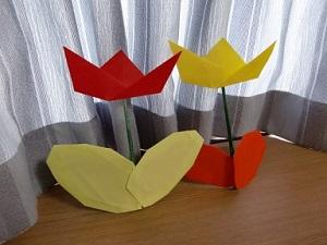 B 折り紙で作る簡単なお花を父の日のプレゼントにしよう_html_m3ee5ee3c