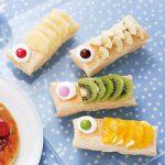 こどもの日向け!こいのぼりのケーキ&パイのレシピ集