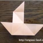 折り紙 船の折り方