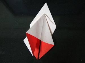 1折り紙1折り方2