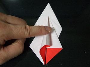 1折り紙1折り方3