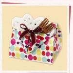 バレンタインラッピング★100均の袋でライバルに差を付ける!ちょっと変わったおもてなしラッピング