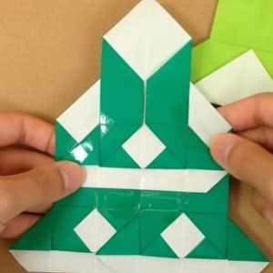 2折り紙1折り方12