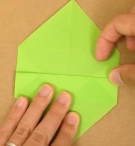 2折り紙1折り方5