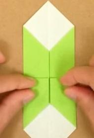 2折り紙1折り方6