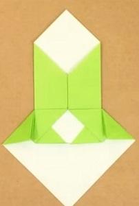2折り紙1折り方9