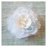 【入学式&卒業式向け母親の服装】造花でコサージュを作ってみよう