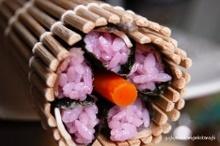 1巻き寿司1作り方4
