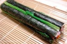 1巻き寿司1作り方5
