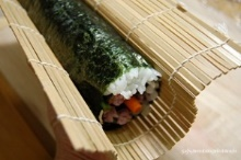 1巻き寿司1作り方7