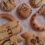 ホワイトデーのお返しは手作りで!子供でも簡単に作れるキャラクッキーレシピ