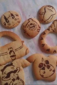 1手作りクッキー1