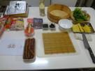 2巻き寿司1作り方1