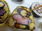 2巻き寿司1作り方14