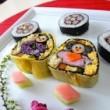 2巻き寿司1