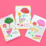 母の日は手作りカードを作ろう!簡単で可愛いカードベスト3!