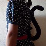 ハロウィンの仮装【猫編】簡単で安上がりな手作り衣装の作り方!