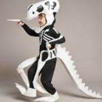ハロウィンの仮装【骸骨編】簡単で安上がりな手作り衣装の作り方!
