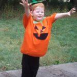 ハロウィンの仮装【カボチャ編】簡単で安上がりな手作り衣装の作り方!