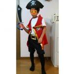 ハロウィンの仮装【海賊編】簡単で安上がりな手作り衣装の作り方!