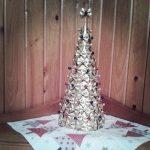 手作りクリスマスツリー★100均をとことん使いつくそう!