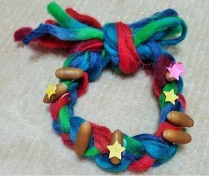 太めの毛糸