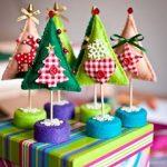 100均の素材でここまでできる!手作りクリスマスツリーアイディア7選 part4