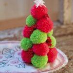 100均の素材でここまでできる!手作りクリスマスツリーアイディア7選 part5