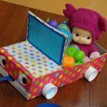 子供の手作りおもちゃ:ティッシュ箱で簡単に楽しめるおもちゃの作り方!