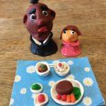 子供の手作りおもちゃ:簡単に作れて安全な小麦粉粘土の作り方!