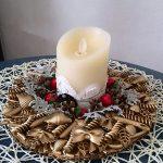 親子で簡単に楽しめるマカロニを使ったクリスマス工作アイディア!