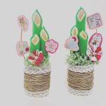 お正月の門松を簡単に手作りする方法をご紹介