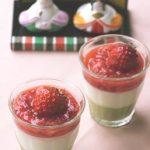 【ひな祭りパーティー】思わず写真に残したくなる!簡単おひな様デザートレシピ part1