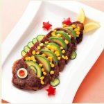【こどもの日】晩御飯におすすめの簡単デコレシピpart1