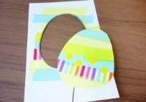 2020年イースターに簡単に手作りできるカードのおすすめデザインpart2