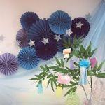 おしゃれな七夕飾りでお部屋のインテリアを楽しんでみよう!part1