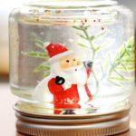 実は作り方が簡単!クリスマスにおすすめのスノードームアイディアpart3