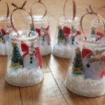 実は作り方が簡単!クリスマスにおすすめのスノードームアイディアpart5