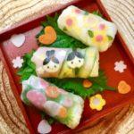 桃の節句は手作り料理でひな祭りパーティーをしよう!