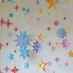 【親子工作】オリジナルの七夕飾りを手作りしてお部屋に飾ろう!part3