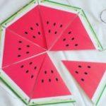 夏のガーランドを手作りしておしゃれなインテリアを楽しもう!part4