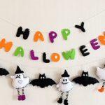 おうちハロウィンを楽しむならガーランドを手作りして飾ろう!part2