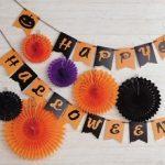 おうちハロウィンを楽しむならガーランドを手作りして飾ろう!part3
